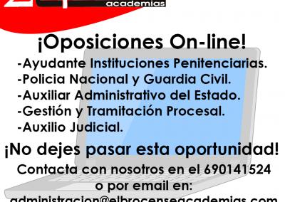 Oposiciones On-line